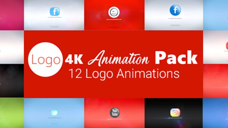 Logo 4K Animation Pack