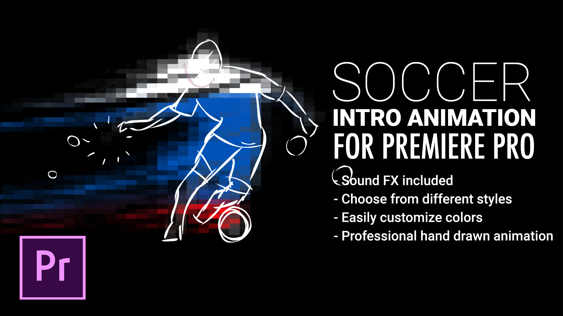 Soccer Intro Opener For Premiere Pro - 3