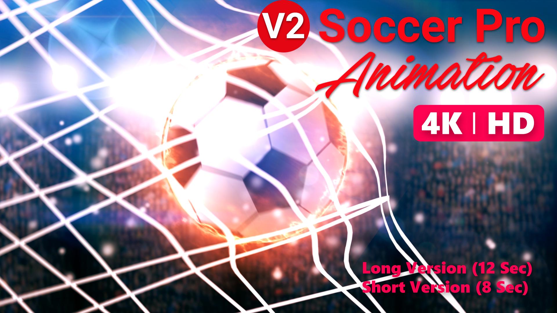 Soccer Intro Opener For Premiere Pro - 7