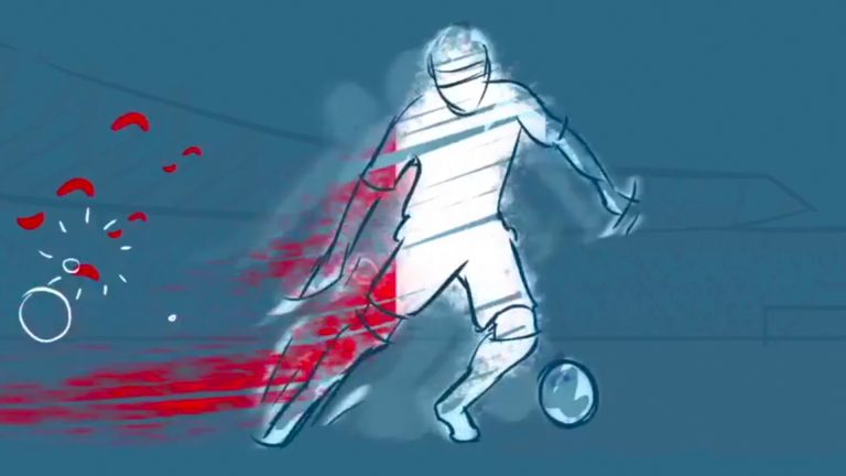 Soccer Intro Animation