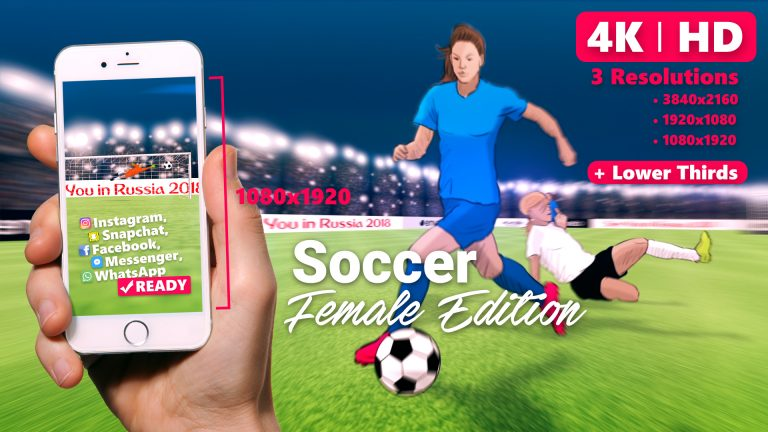 after effects, female soccer